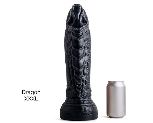 Mr. Hankey's Toy Dragon Dildo