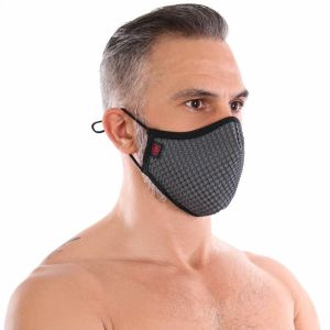 TOF Paris 3D Seamless Face Mask