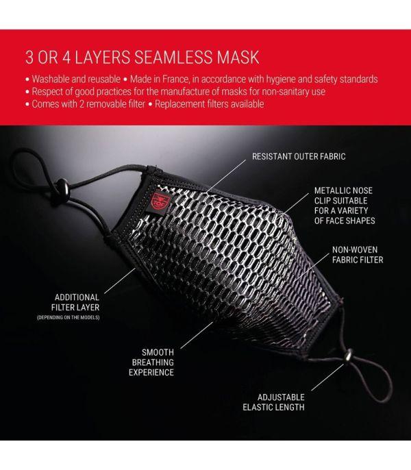 TOF Paris Fetish Face Mask