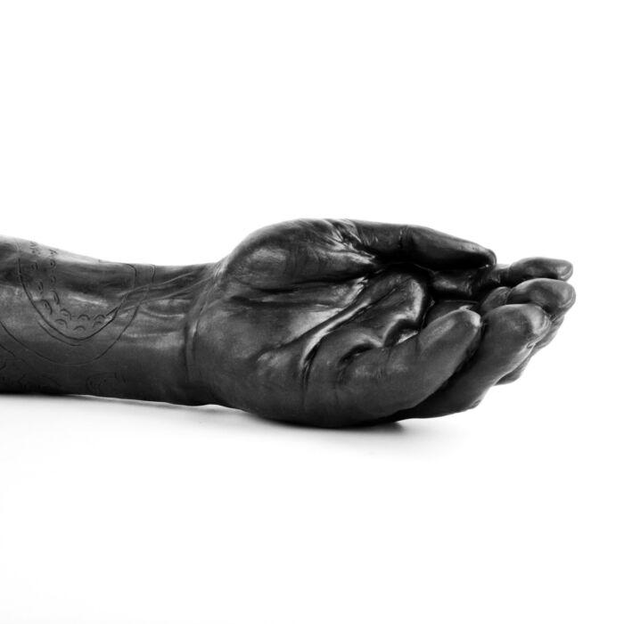 Sinnovator Arm Platinum Silicone Fisting Dildo 19.5 Inches