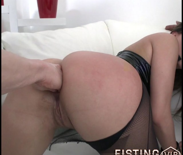 Cindy Loarn Foot Fisting And Inflatable Dildo Anal Domination Hd 720p Anal Fisting