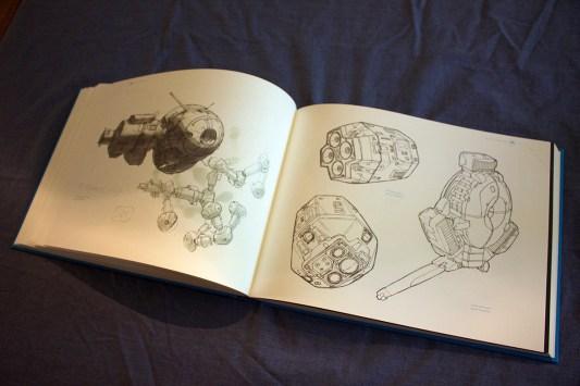 Artbook, Taiidan Fleet assets
