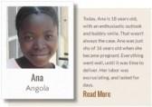Ana's Story - Angola