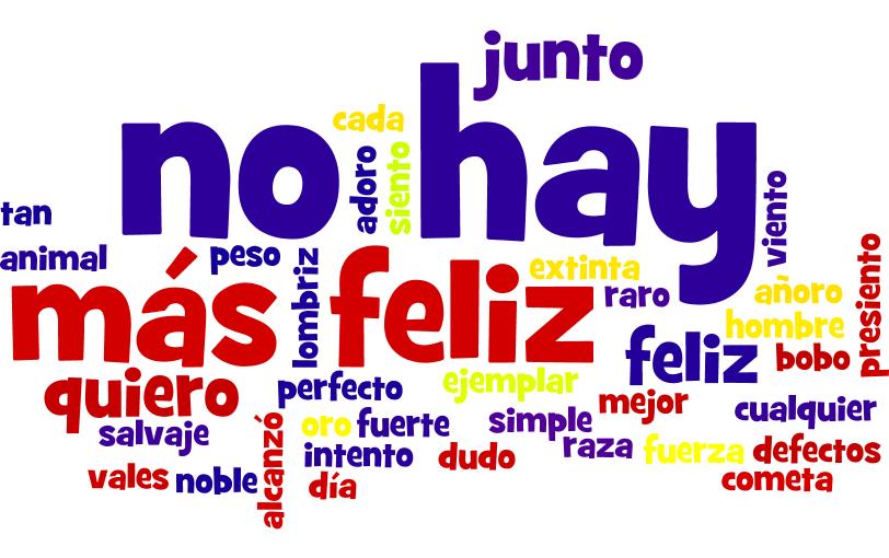 Más feliz – tyle szczęścia w całym mieście