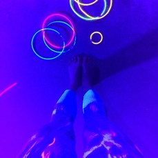 glow sticks = happiness