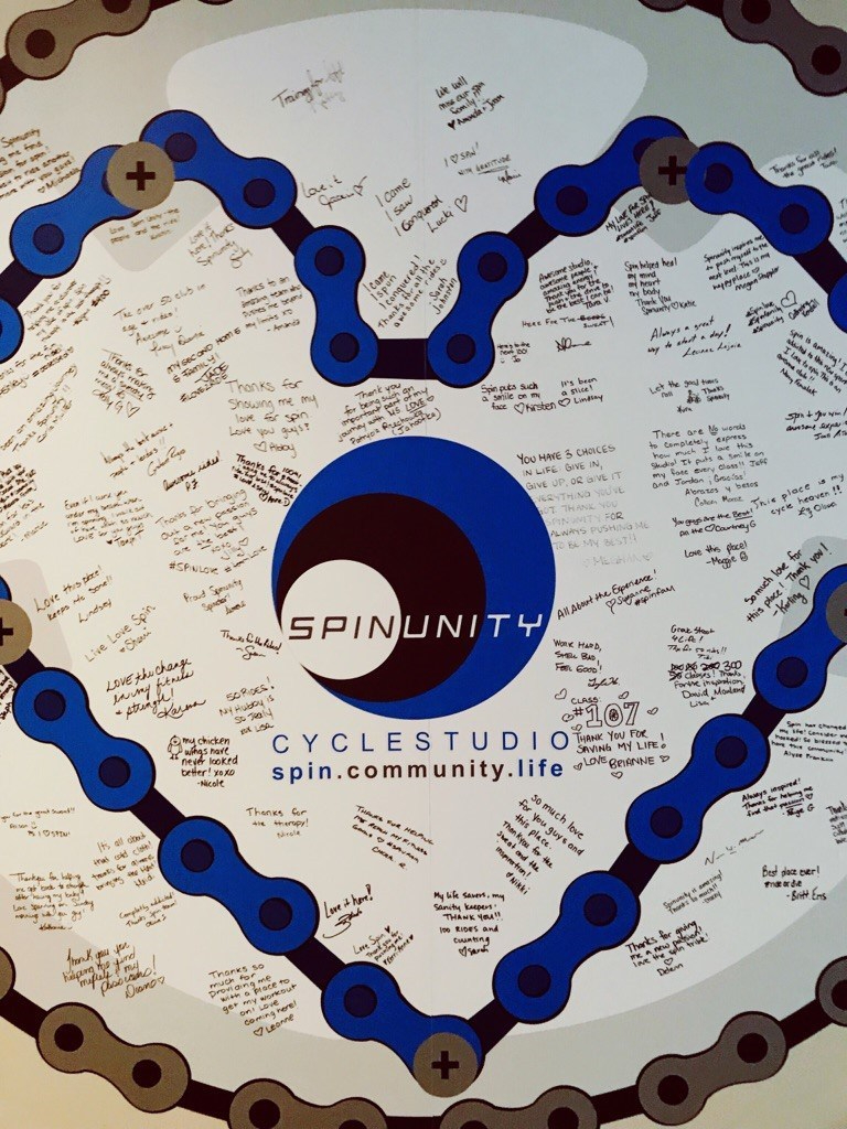 Spin Unity14