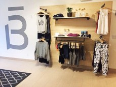 Retail boutique at Leslieville