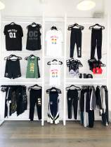 Retail boutique with GREAT gear