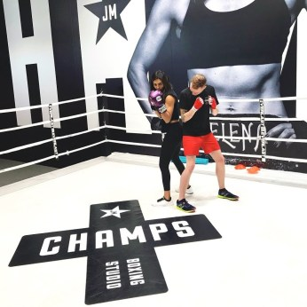 Champs Boxing Studio Review