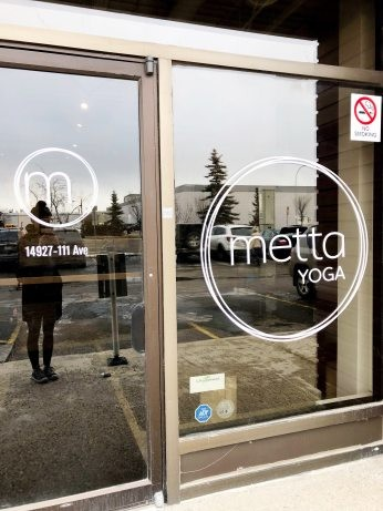 Metta Yoga Edmonton Review
