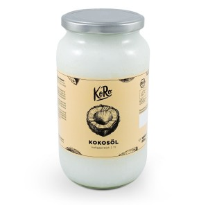 Huile de Coco Koro