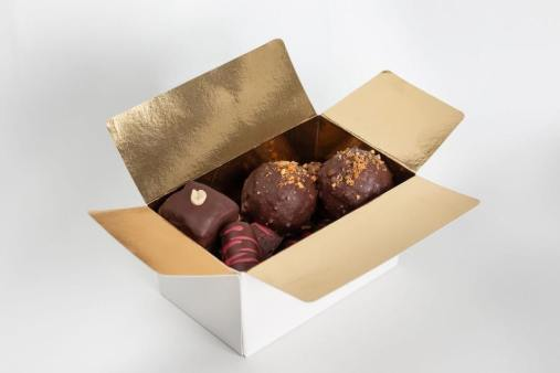 assortiment chocolats de noel fit