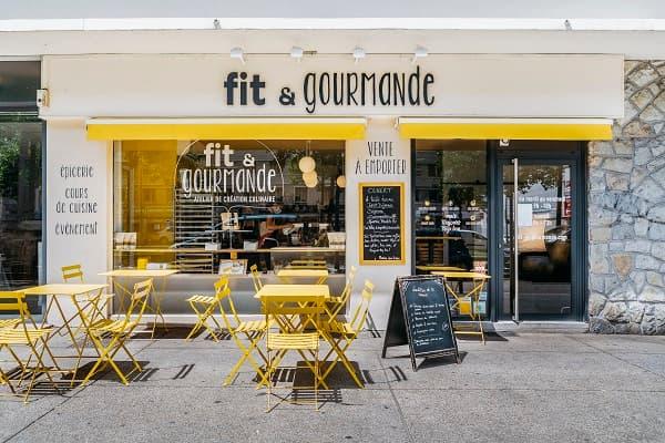 Terrasse fit & gourmande
