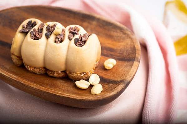 buchette cacahuete vegan sans gluten sans lactose