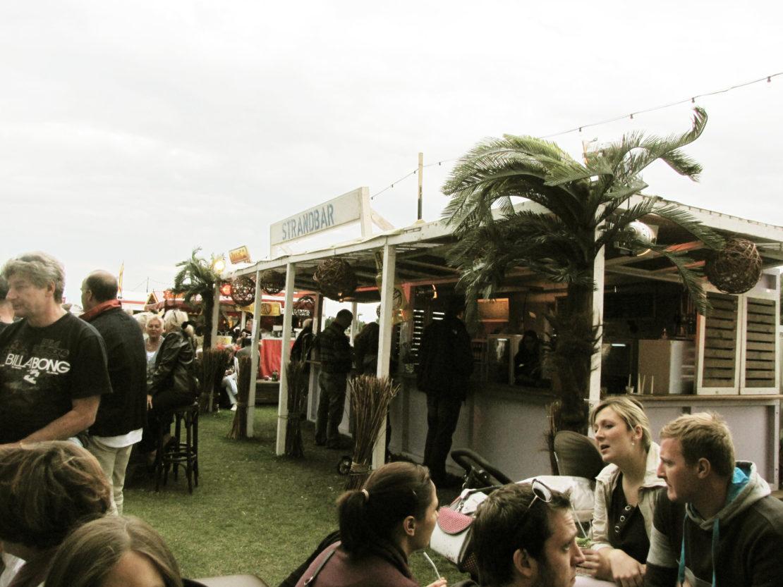Ladenbau Strandbar Breminale