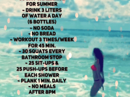 30-Day Weight-Loss Challenge for Summer