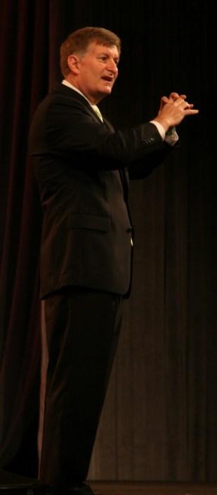 Kevin W. McCarthy, leadership speaker