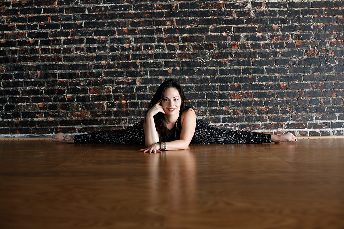 Middle Split Tips Kristina Nekyia Fit and Bendy Flexibility Studio
