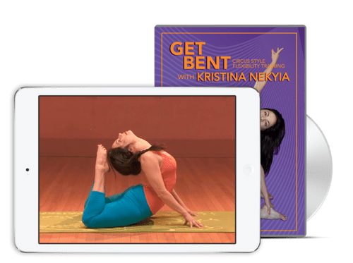 Get Bent Fit and Bendy kristina Nekyia