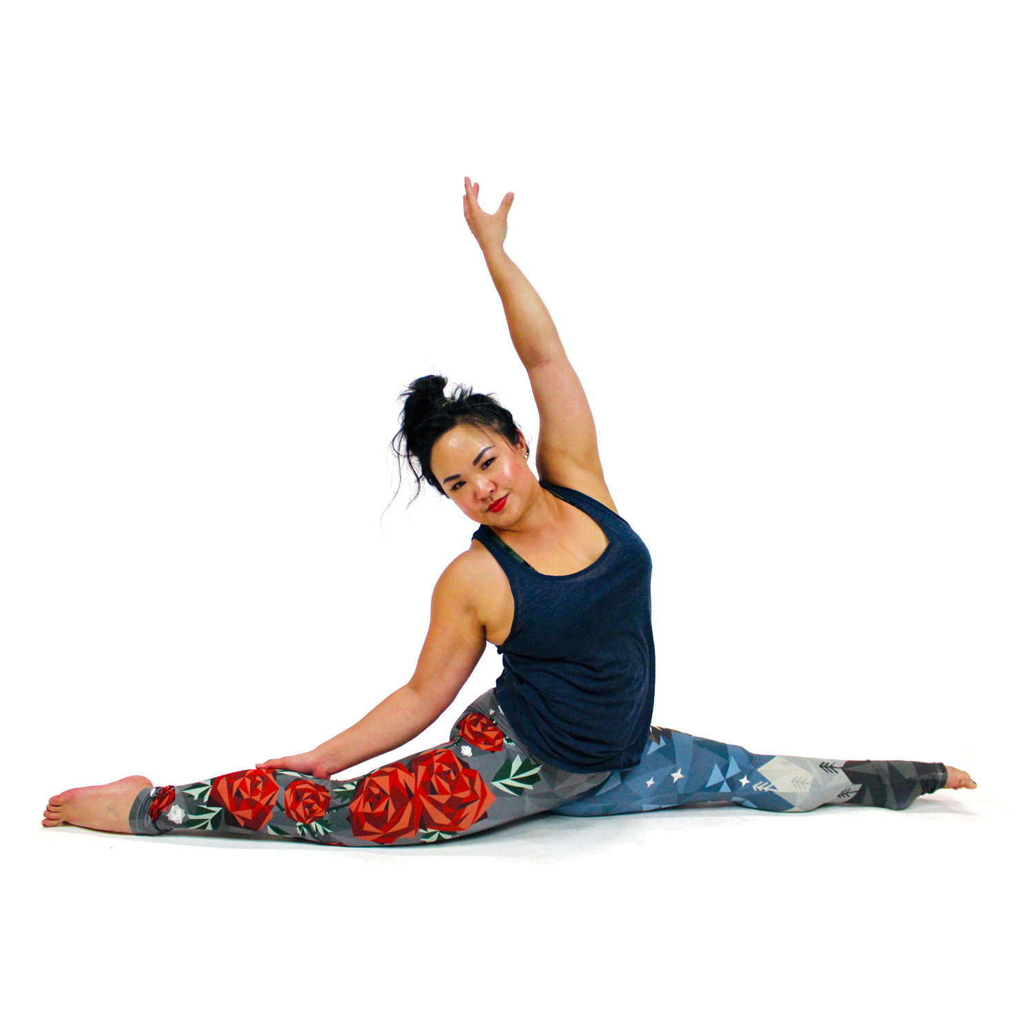 Intro to Contortion Lily Huang Split