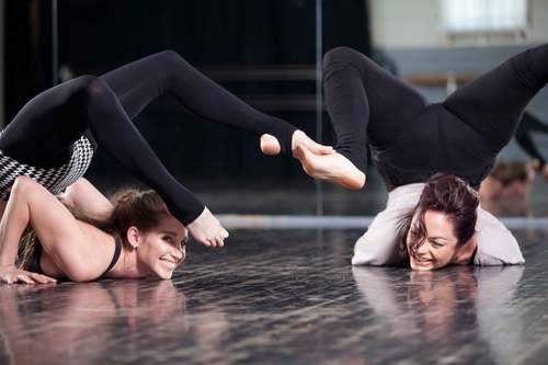 Kristina Nekyia Flexibility Stretching Contortion Body Bending
