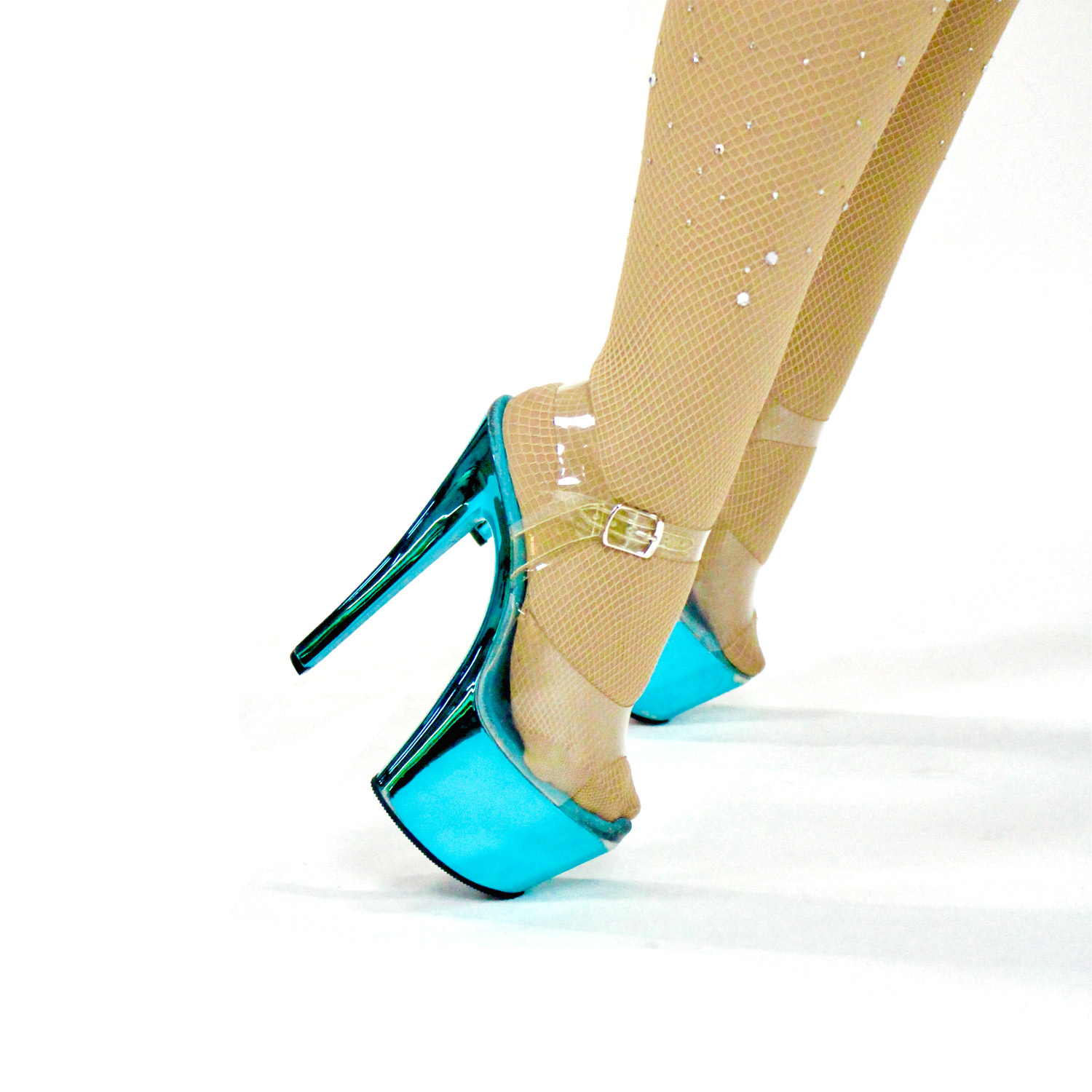 Exotic Dance Class High Heels Fit and Bendy