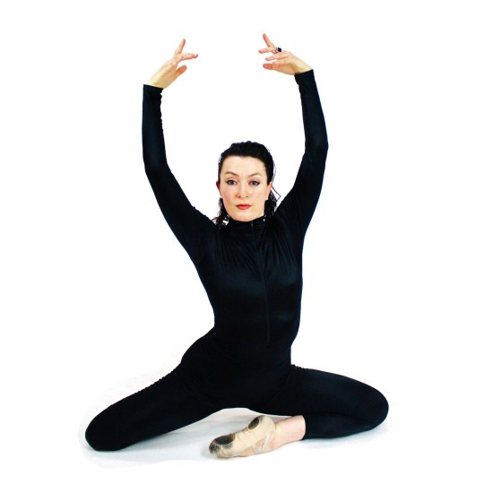 Cati Jean Ballet Instructor Fit and Bendy