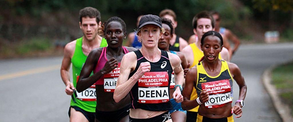 Inspirational 42-year-old Deena Kastor, Running Legend