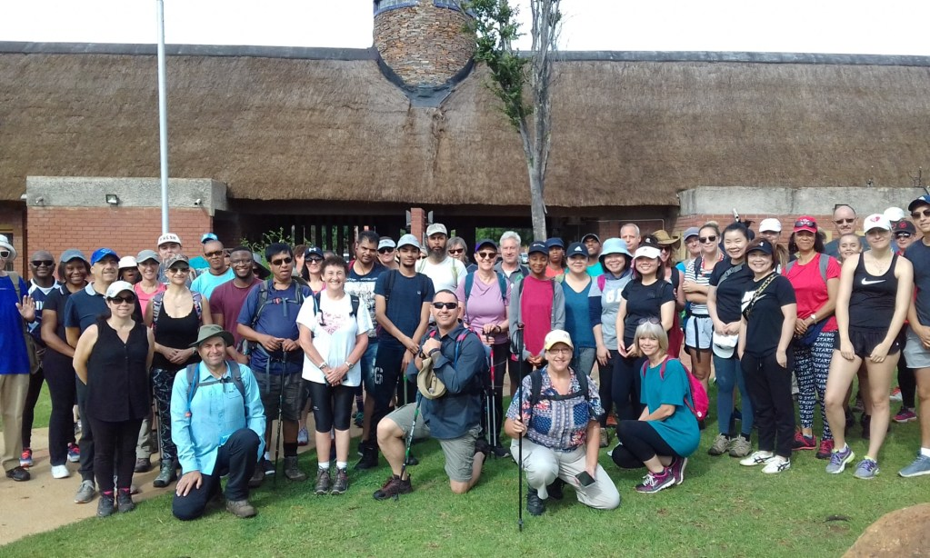 Sunday Morning Hike and Walk Klipriviersberg Johannesburg – 5 Jan 2020