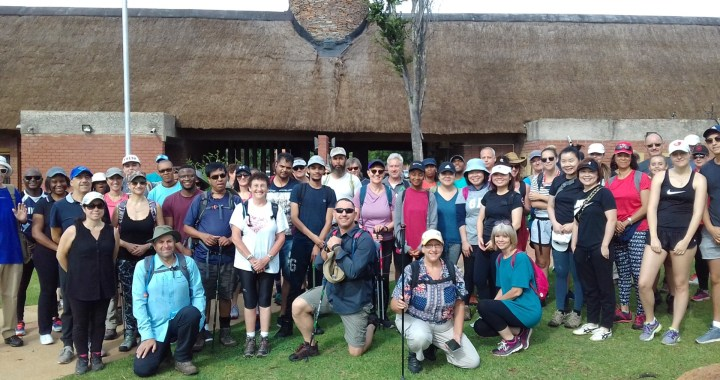 Sunday Morning Hike and Walk Klipriviersberg Johannesburg – 5 Jan 2020