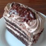 A 70 Km Ride Followed by Chocolate Cake