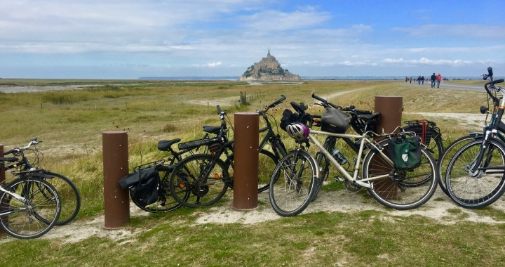 Cycling France's Brittany and Normandy coasts-Top 10 highlights