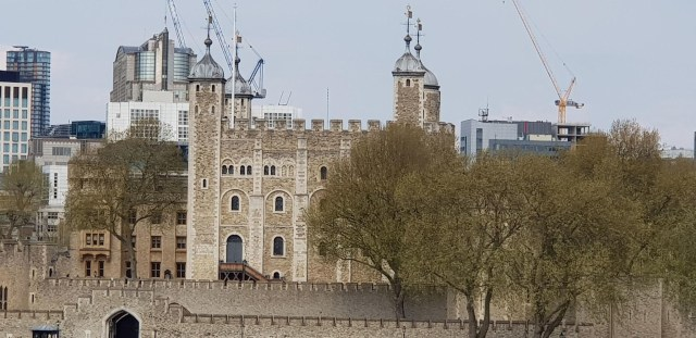 Photos of London in Lockdown - April 2020-10-Tower of London