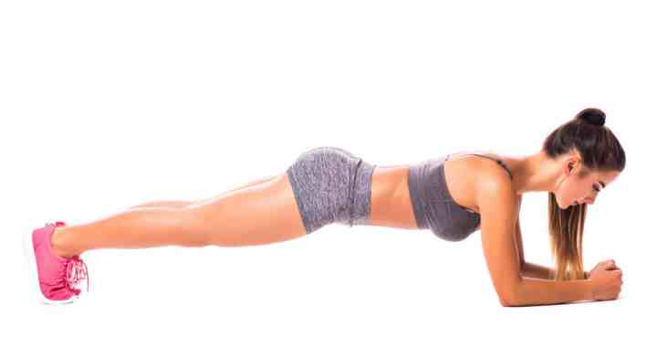 Want a Stronger Core-Forget the Sit-Ups