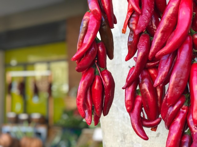 Chili Peppers May Extend Your Life
