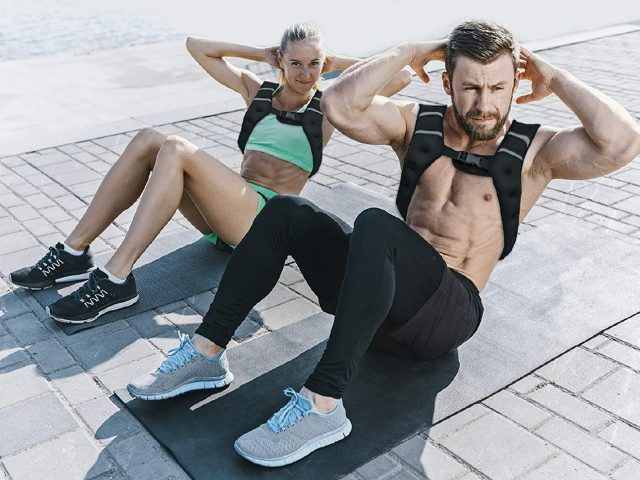 Weighted Vests, Ankle and Wrist Weights for Men and Women