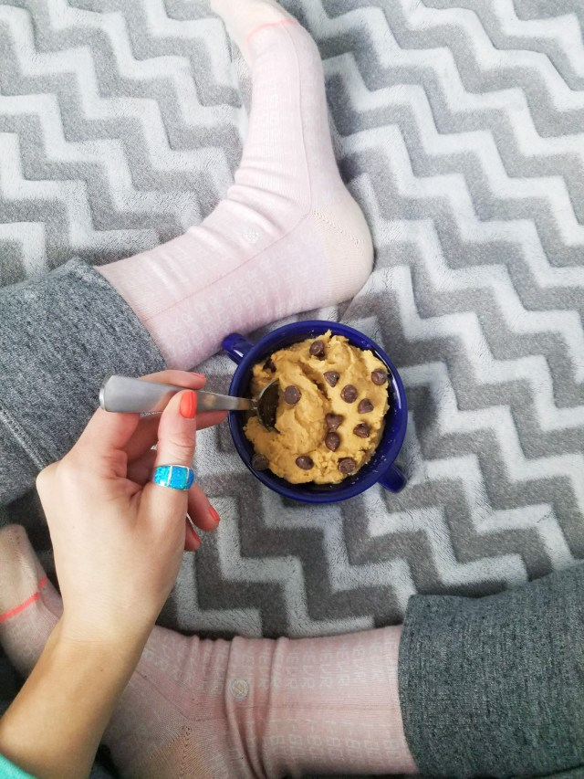 enjoy cookie dough