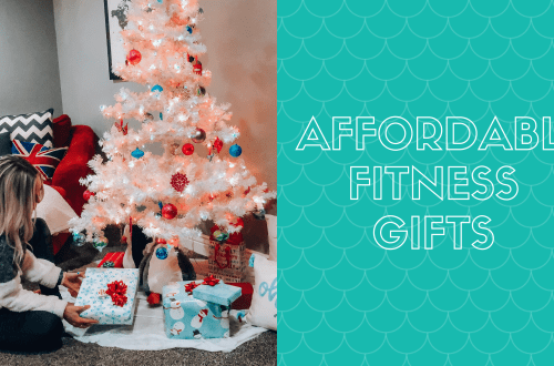 affordable fitness gifts