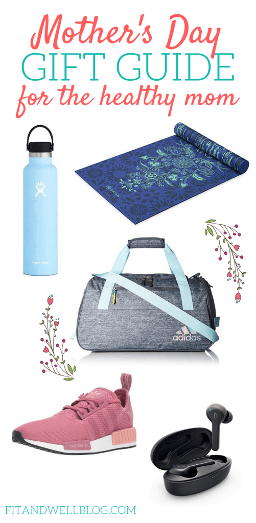 mothers day gift guide for the healthy mom