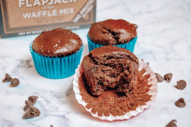chocolate costco muffins healthy