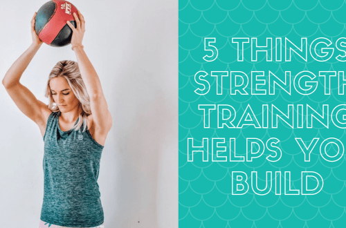 strength training benefits