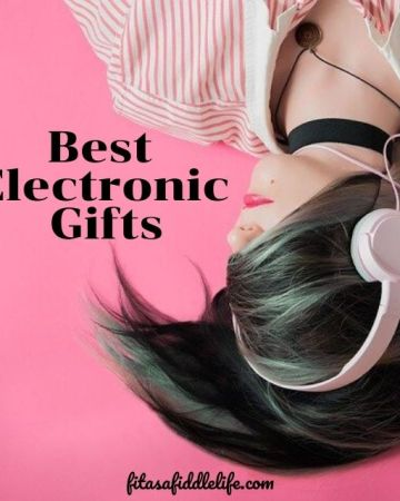 Top 10 electronic gifts