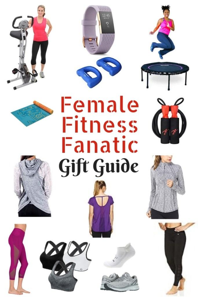 female fitness gift guide