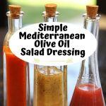 Simple Olive Oil Salad Dressing