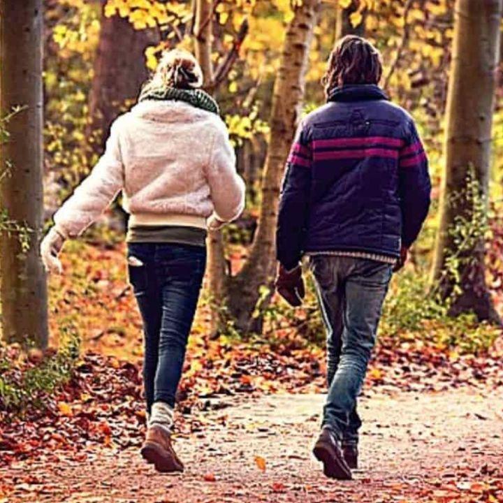find a walking partner