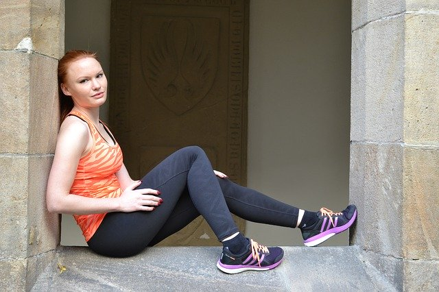 Refresh your workout clothes with new leggings, tops, water bottle, gym bags and more.