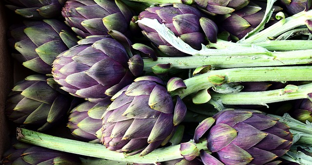 Pick young, closed artichokes for the most tender recipes.