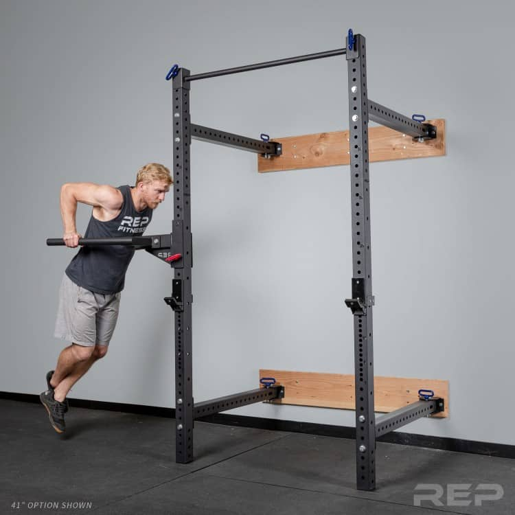 best folding power rack fit at midlife
