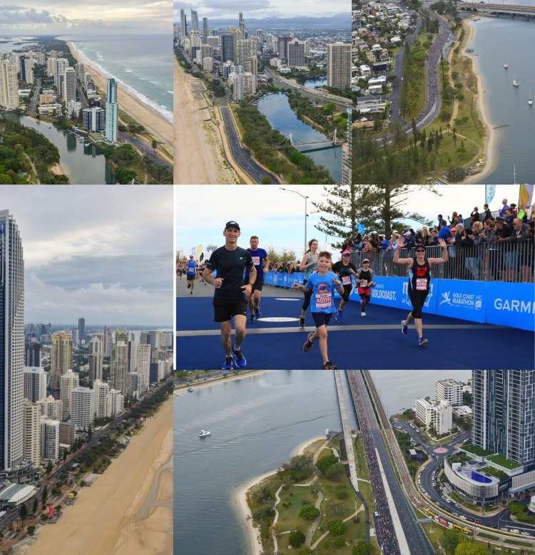 , Gold Coast Marathon Weekend – combining two of my loves, travel and running., Fit Average Jo