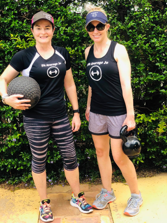 , Fitmas Workout, Fit Average Jo